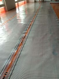 China Carbon Fiber Heating Element Film , 220V Infrared Underfloor Heating System distributor