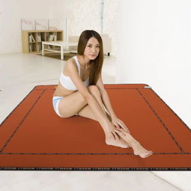 China 530w-560w Infrared Heating Bed Mat High Temperature Resistant For Home distributor