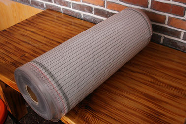 China Soft Safety Graphene Carbon Fiber Floor Heating Film With 10 Years Warranty distributor