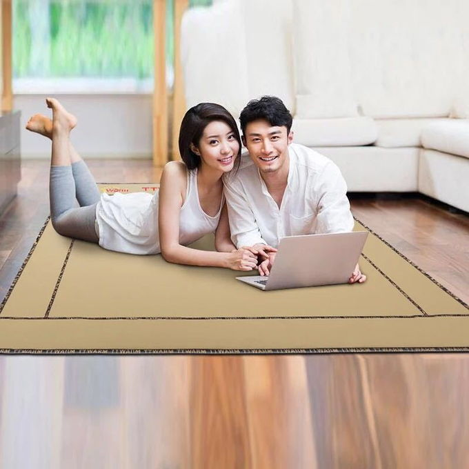 High End Healthy Infrared Heating Bed Mat Elegant And Unique Overall Design