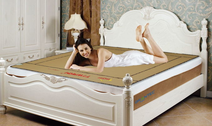 High Performance Infrared Bed Pad Simple Appearance , No Metal Heating